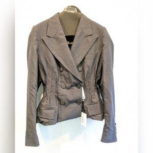 Dries Van Noten cotton/linen blazer 4 (36) BNWT